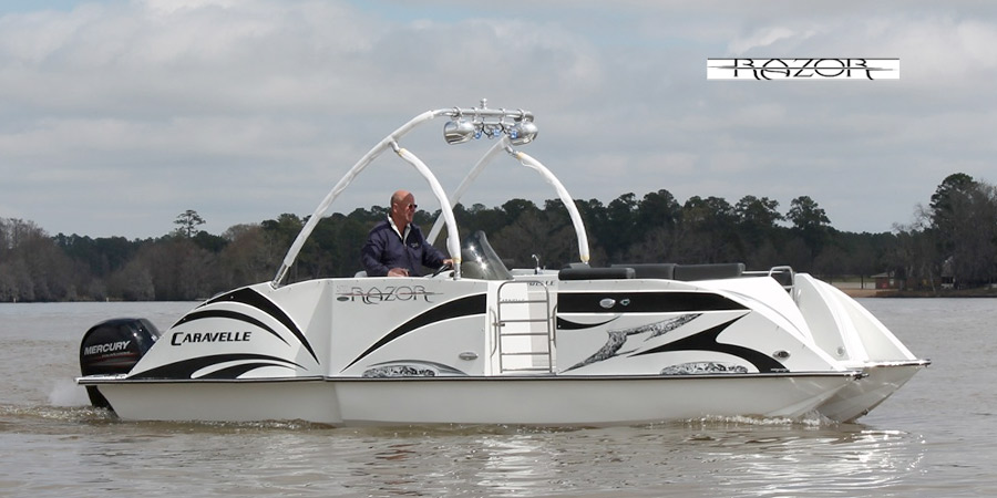 Razor boats for sale on Lake Hartwell Georgia