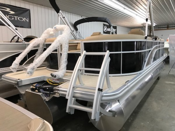 A 22SSRXDI Tritoon - Coming Soon! is a Power and could be classed as a Pontoon,  or, just an overall Great Boat!