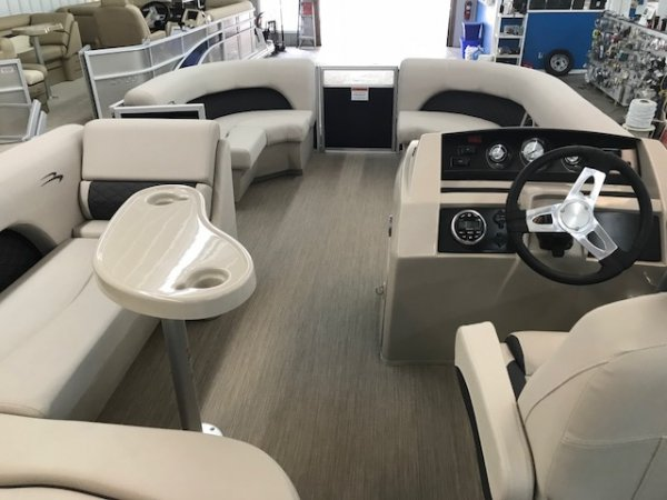 A 20SLMXDI  Tritoon is a Power and could be classed as a Pontoon,  or, just an overall Great Boat!