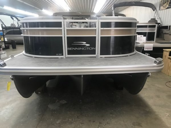 A 22SSRXP is a Power and could be classed as a Pontoon,  or, just an overall Great Boat!