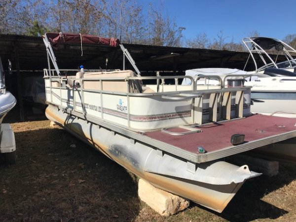A 240 Cruise Pontoon is a Power and could be classed as a Pontoon,  or, just an overall Great Boat!